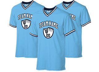 Custom Youth Baseball Jerseys