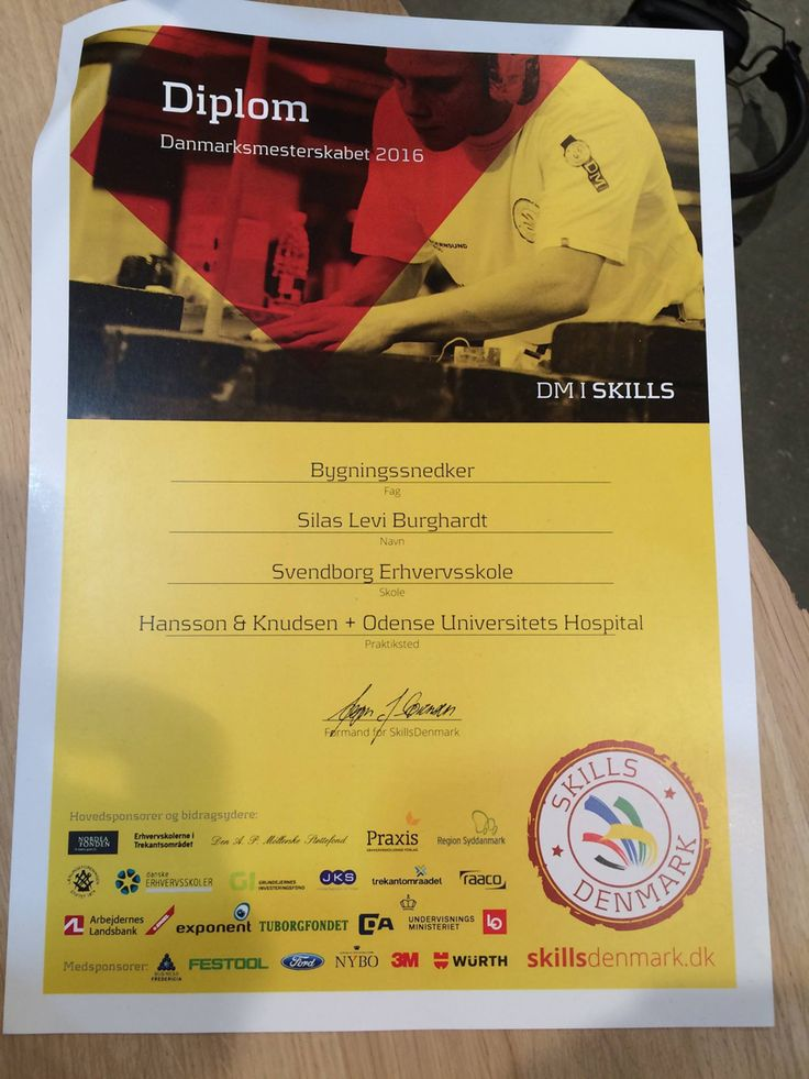 Skills Denmark