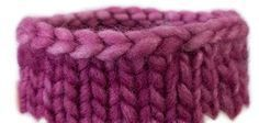 Este truque de ligação para tricotar na rodada mudou totalmente pela vida. Faça o ...
