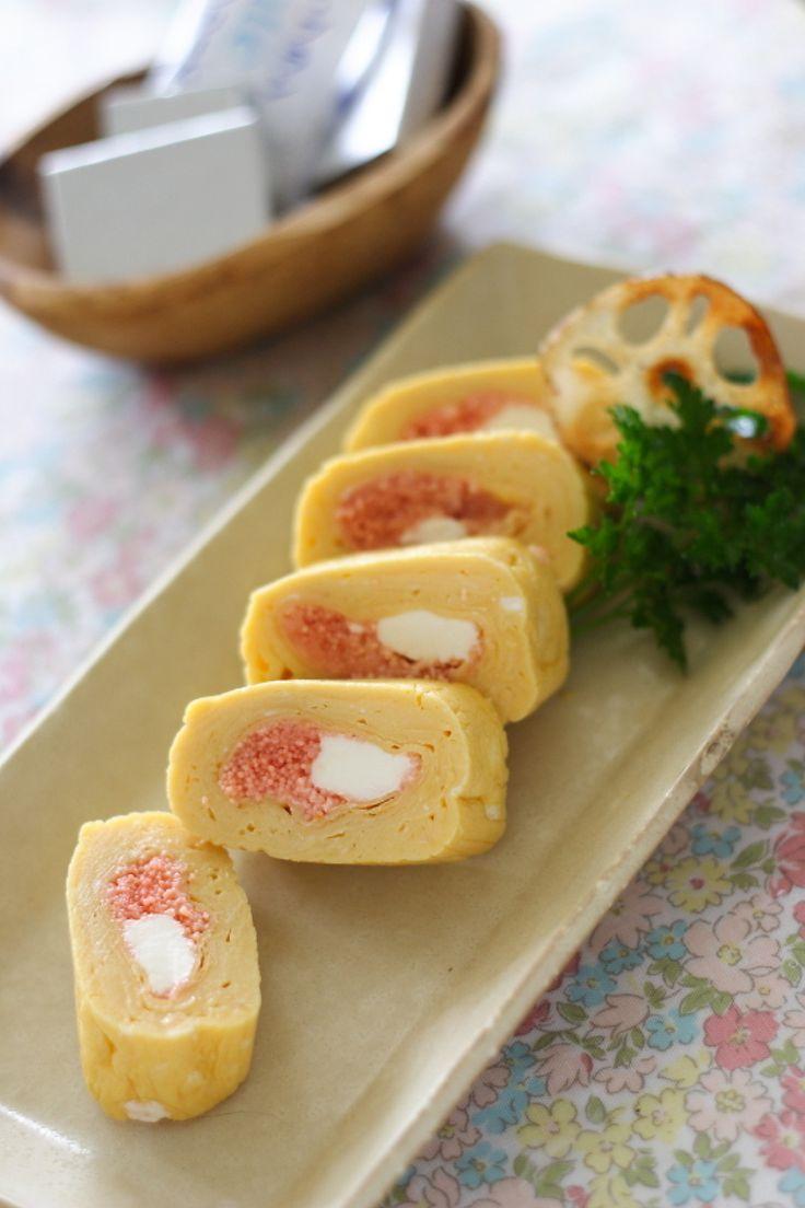 ボーテ・ブランと明太子の卵焼き by 小春ちゃん | レシピサイト「Nadia | ナディア」プロの料理を無料で検索