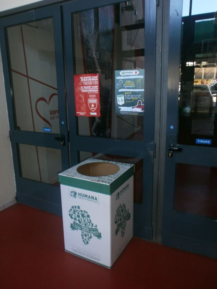 Vuoi ospitare un Ecobox anche nel tuo punto vendita? Contattaci e scopri come diventare un Negozio Solidale!