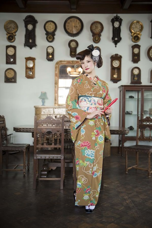 豆千代モダンの着物が京都でレンタルできます! : 豆千代モダン 新宿店 Blog