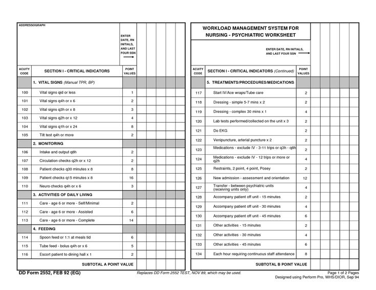 Mental Health Assessment Format  Free Download