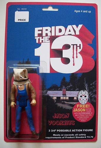 Friday the 13th figure - Jason Voorhees - Popsfartberger
