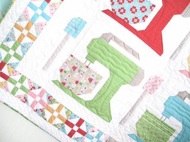 Designer Select: Lori Holt Quilts, Piecing, Quilting and Tutorials