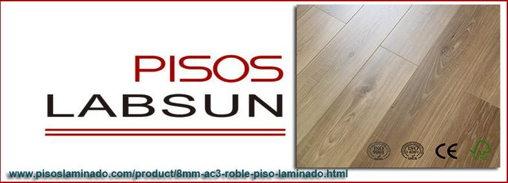8mm ac3 roble piso laminado