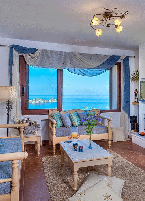 Ocean Luxury Villas in Bali, Rethymno, Crete