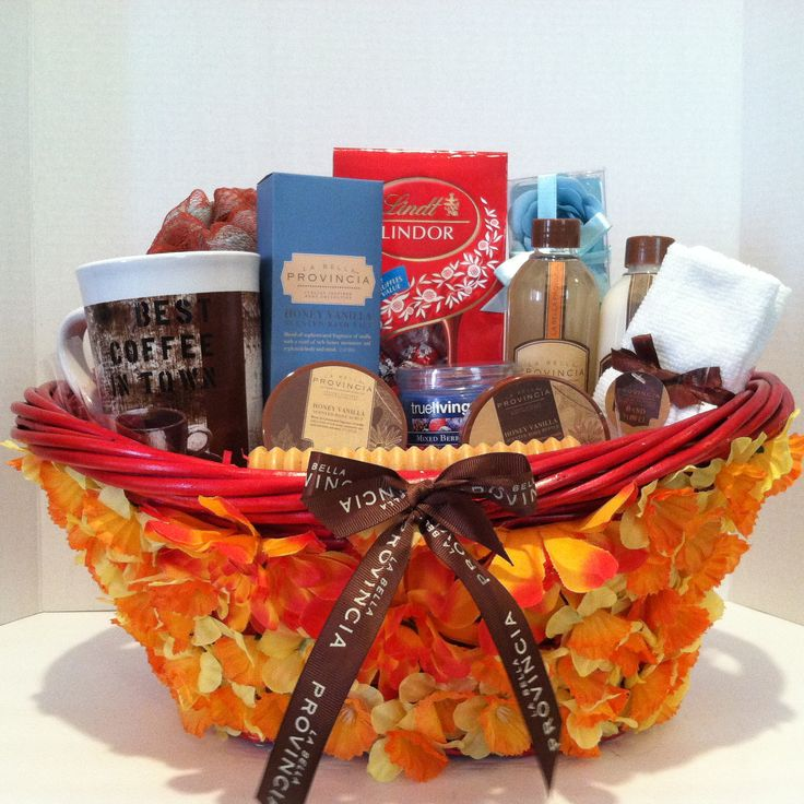 Luxury Spa Gift Basket. https://www.bonanza.com/my_bonanza?welcome=1