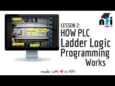 PLC E-Learning Session 1 - Introduction to PLC & PLC Wiring - YouTube