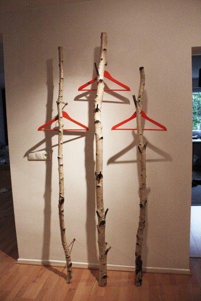 Flur / Garderobe  ich glaub ich steh im Wald - Handmade Kultur