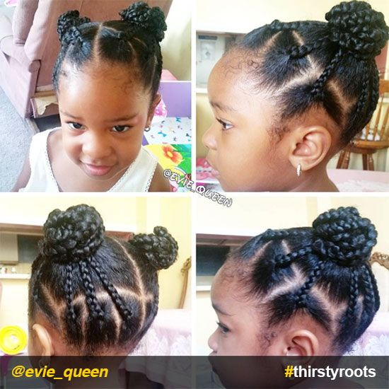 Magnificent 1000 Ideas About Kids Box Braids On Pinterest Tree Braids Box Short Hairstyles For Black Women Fulllsitofus