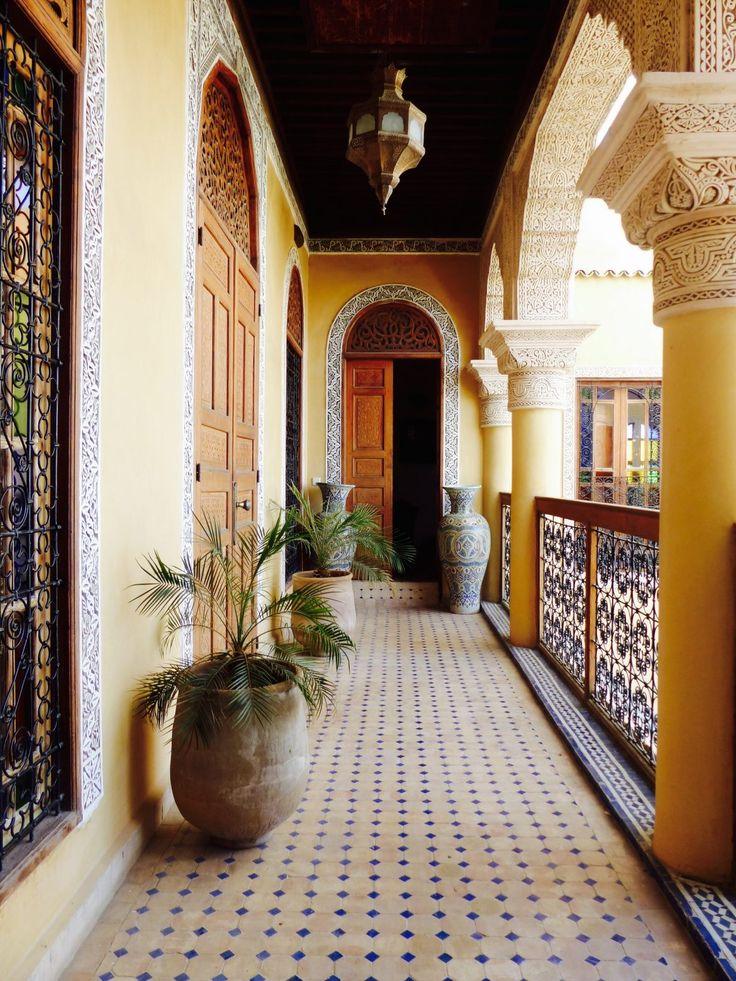 Fès, Maroc - Le sublime Riad Layalina, hôtel de charme.