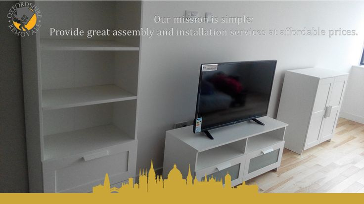 Our mission is simple:  Provide great assembly and installation services at affordable prices.