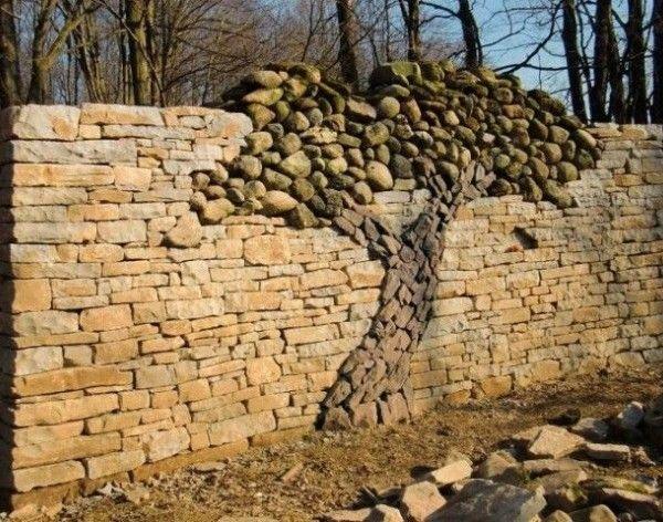 63 best Gartenmauer images on Pinterest Garden walls, Backyard - steinmauer garten kosten