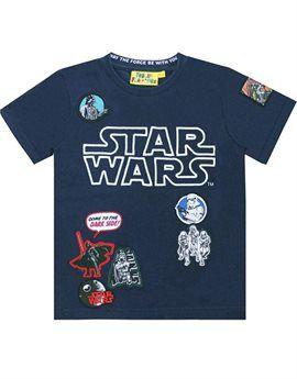 FABRIC FLAVOURS Boys Glow in the Dark Star Wars T-Shirt. Shop here: http://www.tilltwelve.com/en/eur/product/1079394/FABRIC-FLAVOURS-Boys-Glow-in-the-Dark-Star-Wars-T-Shirt/