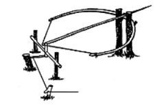 How to Build a Snare Trap 10: How to Build a Bow Trap
