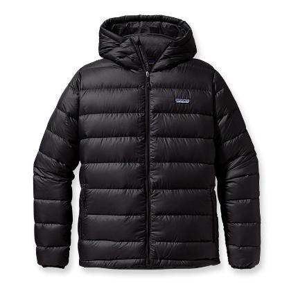 Hooded Jacket for Boyfriend Patagonia Men's Hi-Loft Down Sweater Hoody