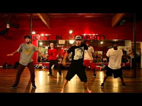Best Love Song - T-Pain & Chris Brown (choreography: Nick Demoura)
