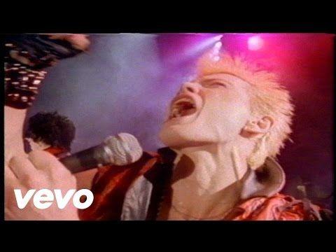 Billy Idol - Rebel Yell - YouTube