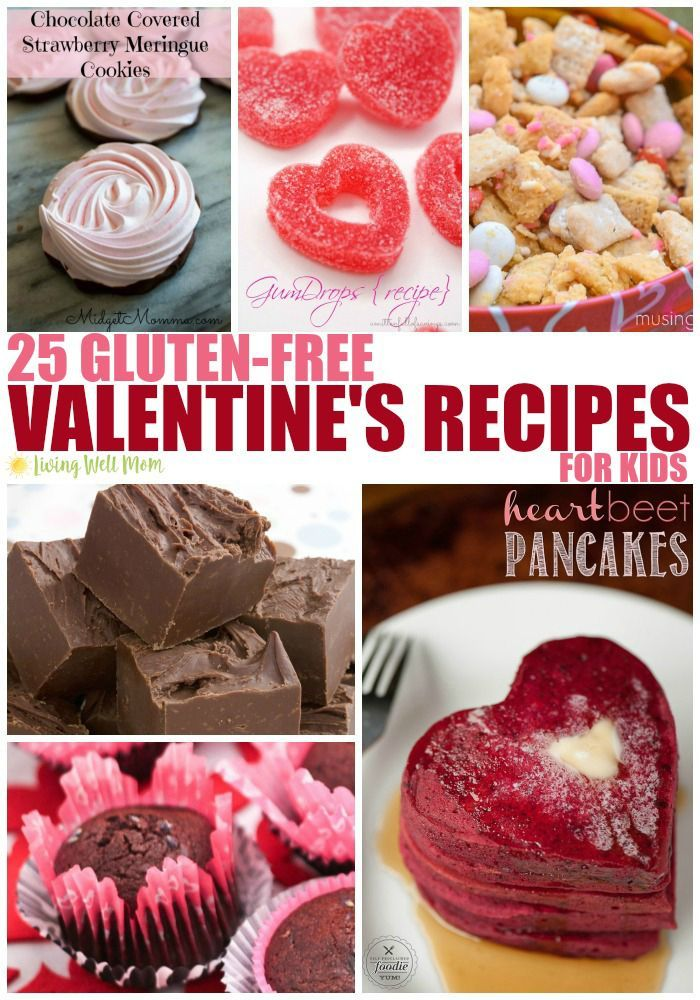 20615352a70abf Here s a tasty collection of gluten-free Valentine s Day treats kids will  love! From
