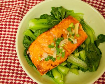 Miso-Glazed Salmon | Yum to Try | Pinterest