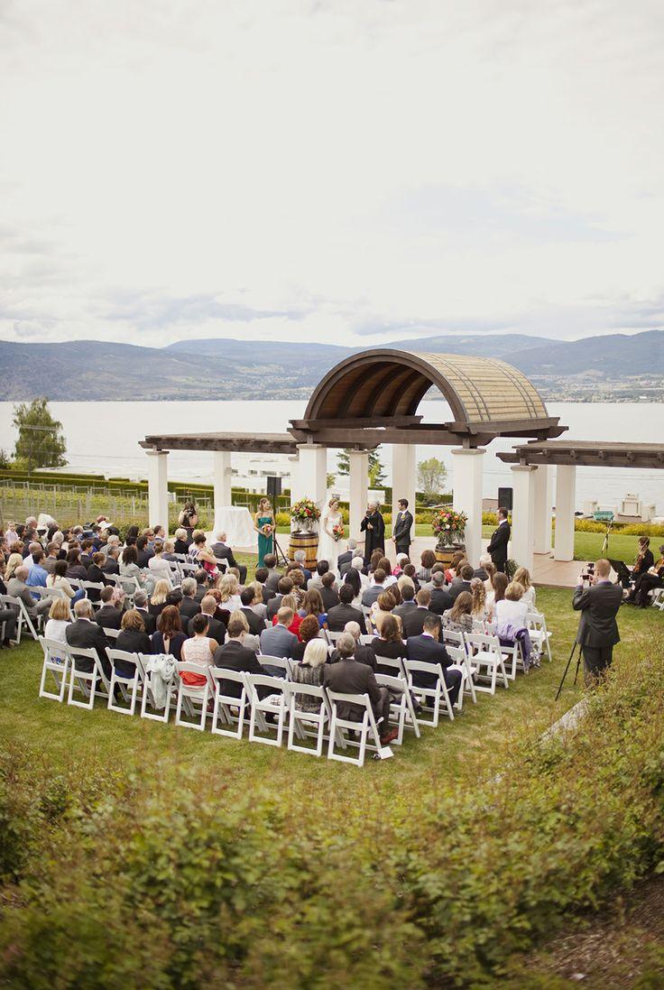 Cedar Creek Winery Wedding - Kelowna