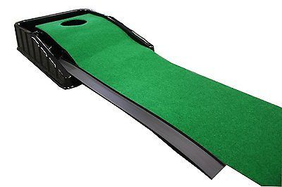 Putting Greens and Aids 36234: Automatic Golf Putting System Club Champ Return Ball Indoor Practice 7 Green Mat -> BUY IT NOW ONLY: $30.05 on eBay!
