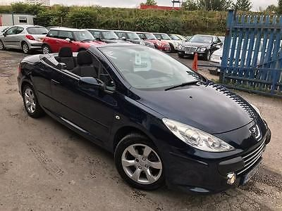 2007 Peugeot 307 CC 2.0 16v S Convertible 2dr Petrol Manual (192 g/km, 140: £1,389.00 End Date: Monday Feb-26-2018 10:35:59 GMT Add to…