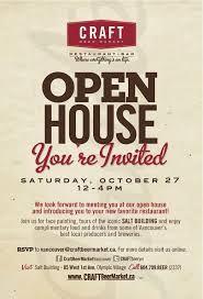 open house invites