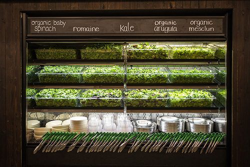 Sweetgreen, The Nomad's Farm-to-Table Salad Shop - Eater Inside - Eater NY