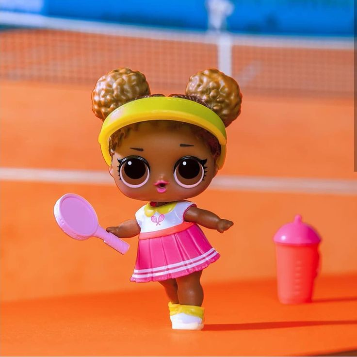 L.O.L Surprise Series 2 Court Champ #lolsurprise #lol #surprise #doll #collectlo …   – LOL