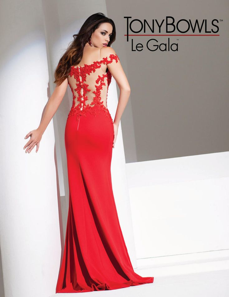 Red dress in dream le