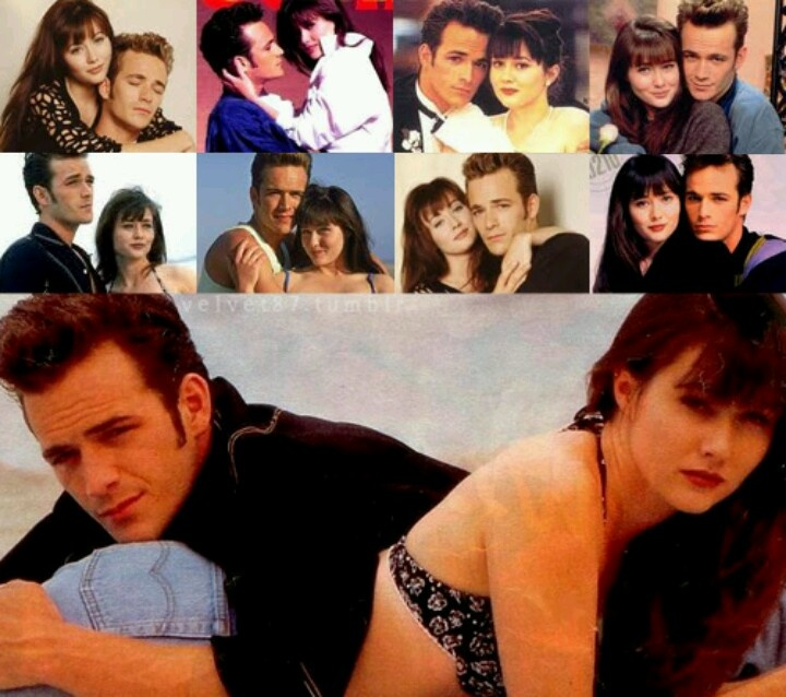 BH 90210 Dylan and Brenda