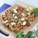 Barley Wrap Healthy Pizza   Goodness Superfoods