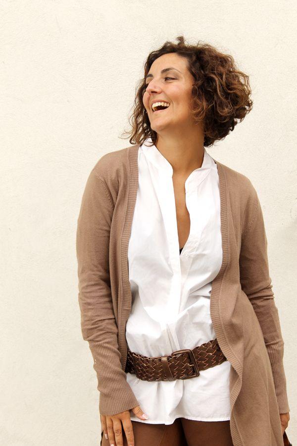 how to wear a white shirt, come indossare la camicia bianca, short curls, collaborazione bonprix