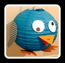 Paper Lantern Owl Tutorial.....Play.Create.Grow.com/blog