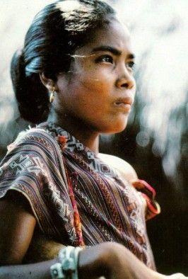 Suku Sabu, Sabu Ethnic woman