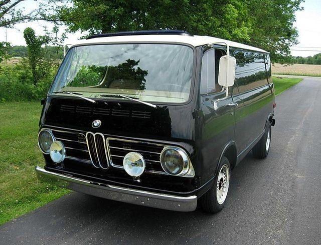 1967 BMW 069i