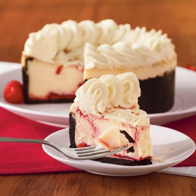 Say cheesecake! It's now that easy to get The Cheesecake Factory® cheesecakes delivered to your door.