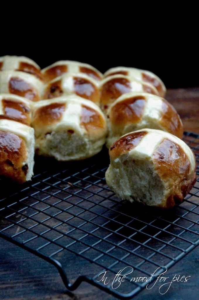 Hot cross buns per il brunch di Pasquetta ( 7° Re-cake )