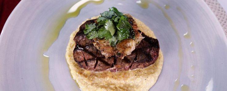 Steak Oscar Recipe | The Chew - ABC.com