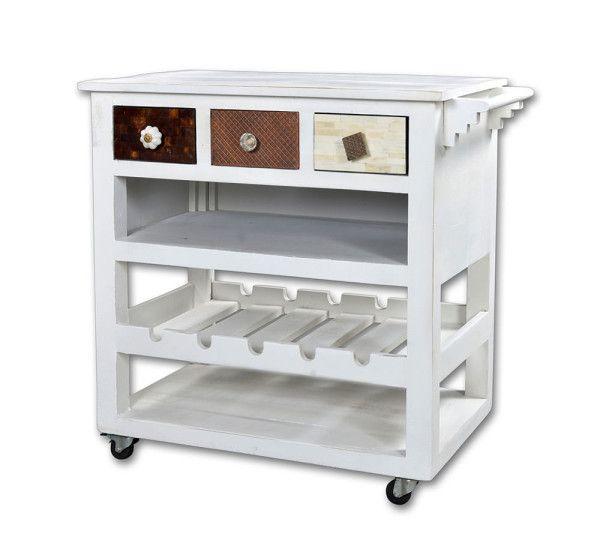 12 besten küchenwagen Bilder auf Pinterest Holzarbeiten, Küchen - küchenwagen mit schubladen