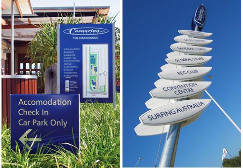 Purpose-built signage solutions http://www.spec-net.com.au/press/0310/wwd_100310.htm #signage #solutions #surf #sign #design