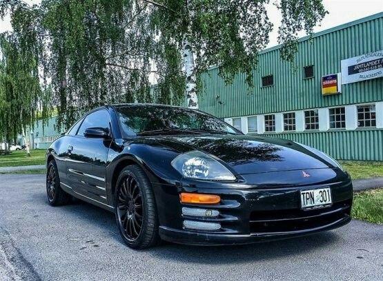 Mitsubishi Eclipse / 2001