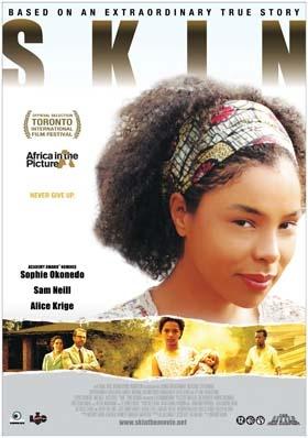 Het waargebeurde verhaal van een 'zwart' meisje met twee blanke ouders tijdens de apartheid in Zuid-Afrika. Sandra Laing is een meisje met een bruine huidskleur dat door een genetische gril van de natuur geboren wordt uit twee blanke Afrikaanse ouders.  2008, 107 min.