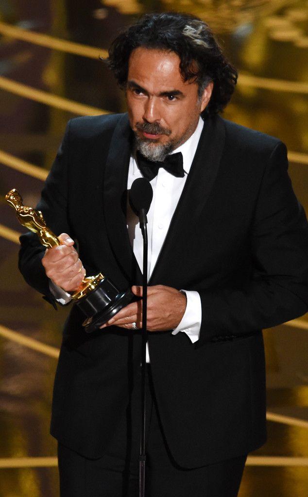 Alejandro González Iñárritu from Oscars 2016: Winners | E! Online