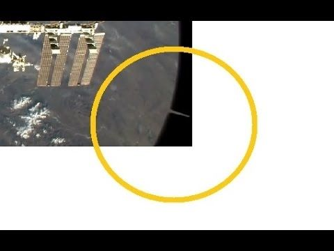 #FlatEarth enthusiasts Look at this Tether or Beam extending from the #E...