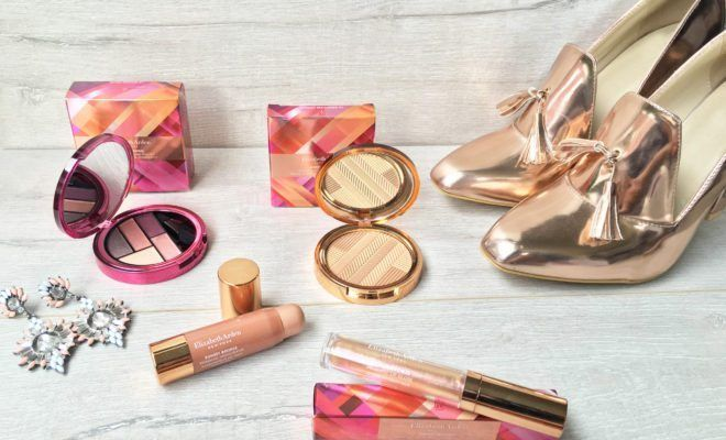 Get ready to be illuminated - Introducing Elizabeth Arden's new Sunset Bronze Colour Collection...