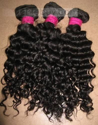 Wholesale Brazlian Hair Weave 16 inches Curly : Tidebuy.com