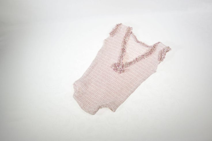 newborn- baby girl bodysuit -newborn photography props-strech cotton fabric romber outfit by plusprops on Etsy